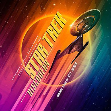 Jeff Russo STAR TREK: DISCOVERY (ORIGINAL SERIES SOUNDTRACK) Vinyl Record