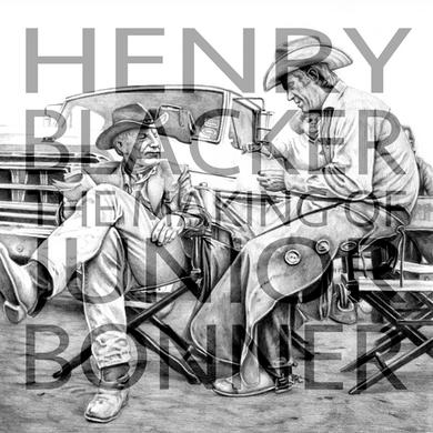 Henry Blacker MAKING OF JUNIOR BONNER Vinyl Record