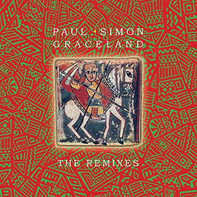 Paul Simon GRACELAND: THE REMIXES Vinyl Record