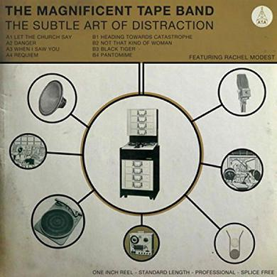 MAGNIFICENT TAPE BAND SUBTLE ART OF DISTRACTION Vinyl Record