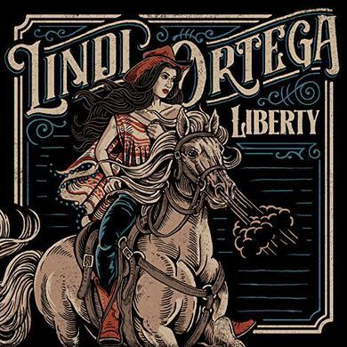 Lindi Ortega LIBERTY Vinyl Record