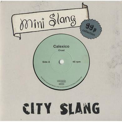 Calexico CRUEL Vinyl Record
