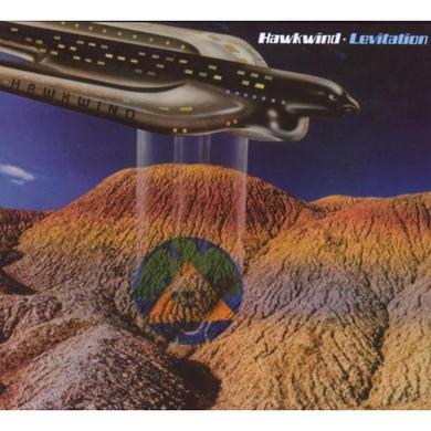 Hawkwind LEVITATION Vinyl Record