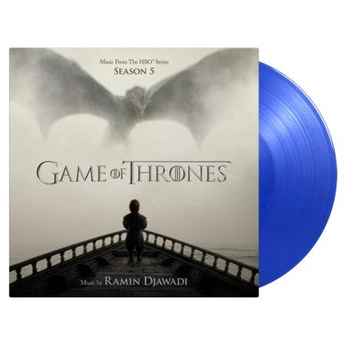 RAMIN DJAWADI GAME OF THRONES: SEASON 5 / O.S.T. Vinyl Record