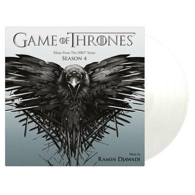 RAMIN DJAWADI GAME OF THRONES: SEASON 4 / O.S.T. Vinyl Record