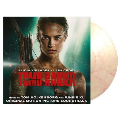Tom Holkenborg TOMB RAIDER / O.S.T. Vinyl Record
