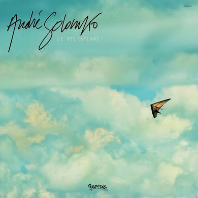 Andre Solomko DELTAPLANE Vinyl Record