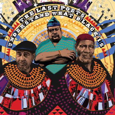 Last Poets UNDERSTAND WHAT BLACK IS Vinyl Record