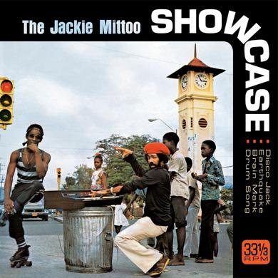Jackie Mittoo SHOWCASE Vinyl Record