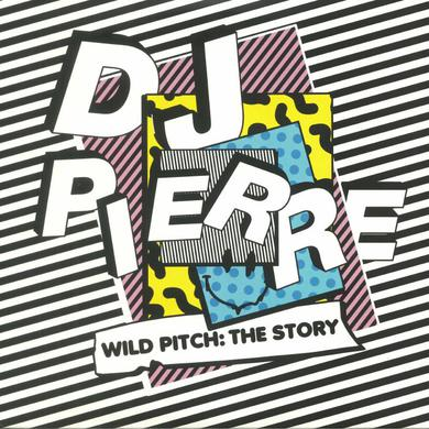 Dj Pierre WILD PITCH Vinyl Record