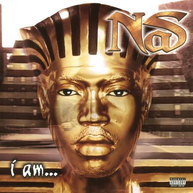 Nas I AM Vinyl Record