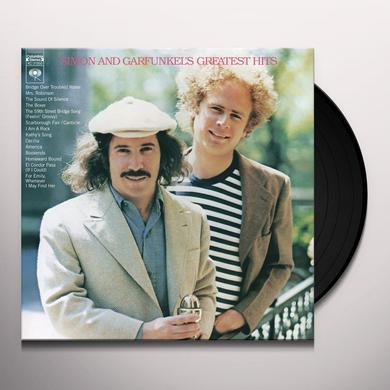 Simon & Garfunkel GREATEST HITS Vinyl Record