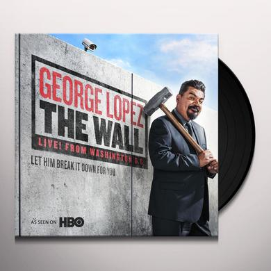 George Lopez WALL Vinyl Record