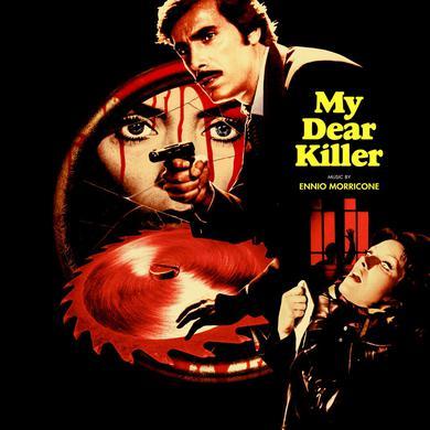 Ennio Morricone MY DEAR KILLER / O.S.T. Vinyl Record