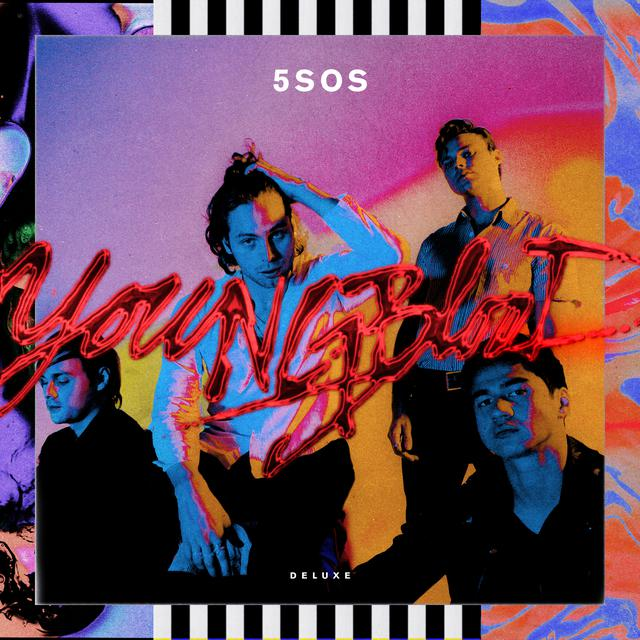 5 Seconds Of Summer YOUNGBLOOD CD