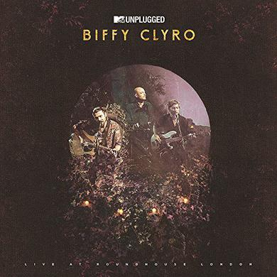 Biffy Clyro MTV UNPLUGGED: LIVE AT ROUNDHOUSE LONDON Vinyl Record