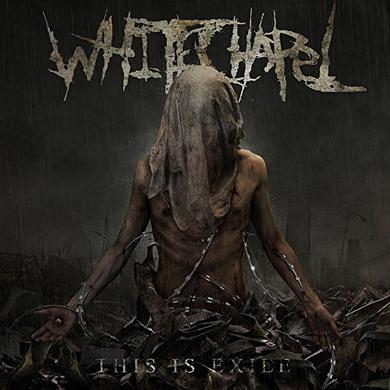 Whitechapel THIS IS EXILE Vinyl Record