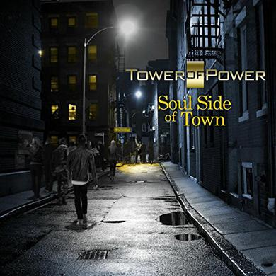 Tower Of Power SOUL SIDE OF TOWN Vinyl Record