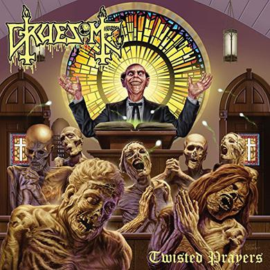 GRUESOME TWISTED PRAYERS Vinyl Record