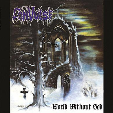Convulse WORLD WITHOUT GOD Vinyl Record