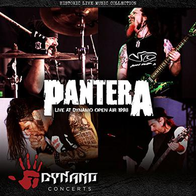 Pantera LIVE AT DYNAMO OPEN AIR 1998 Vinyl Record