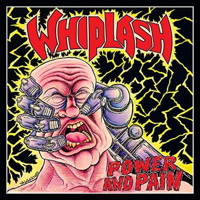Whiplash POWER & PAIN Vinyl Record