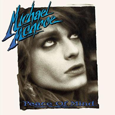 Michael Monroe PEACE OF MIND Vinyl Record