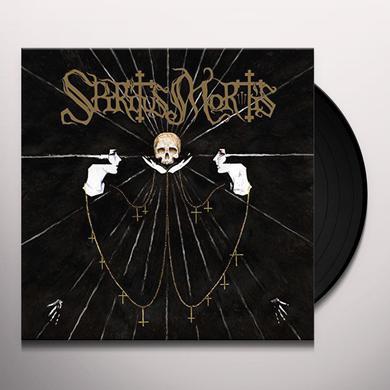 Spiritus Mortis GOD BEHIND THE GOD Vinyl Record