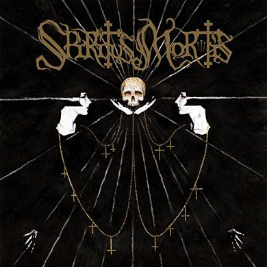 Spiritus Mortis GOD BEHIND THE GOD Vinyl Record