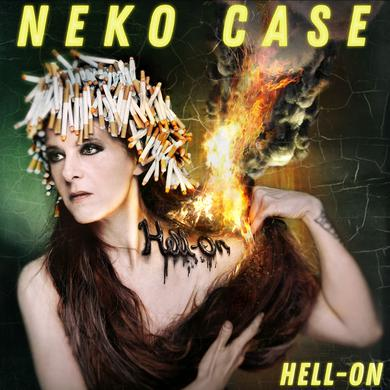Neko Case HELL-ON Vinyl Record