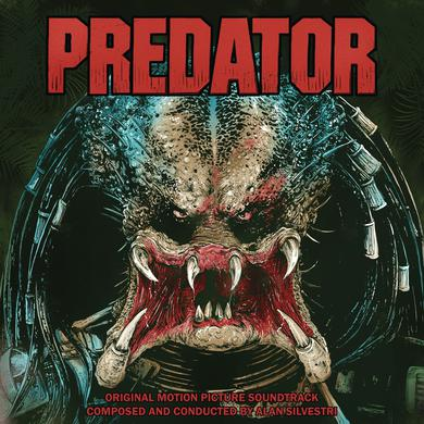 Alan Silvestri PREDATOR (ORIGINAL MOTION PICTURE SOUNDTRACK) Vinyl Record