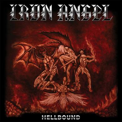 Iron Angel HELLBOUND Vinyl Record