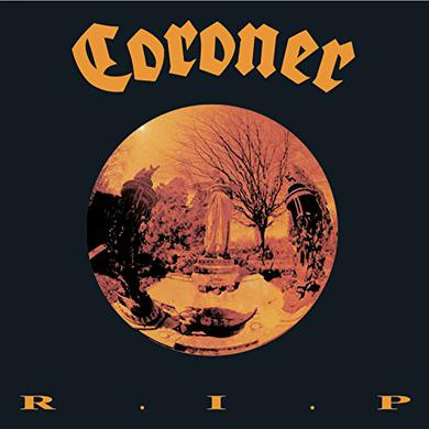 Coroner R.I.P. Vinyl Record