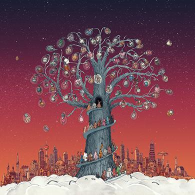 Dance Gavin Dance ARTIFICIAL SELECTION Vinyl Record