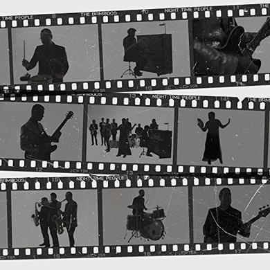 Bamboos NIGHT TIME PEOPLE Vinyl Record