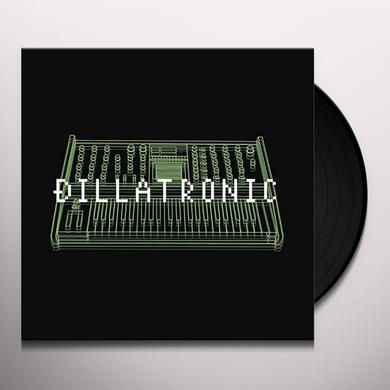 J Dilla DILLATRONIC Vinyl Record