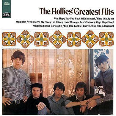 HOLLIES GREATEST HITS Vinyl Record