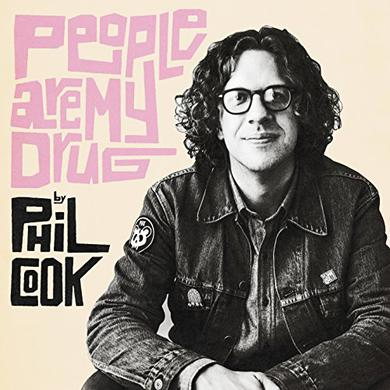 Phil Cook PEOPLE ARE MY DRUG Vinyl Record