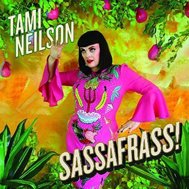 Tami Neilson SASSAFRASS Vinyl Record