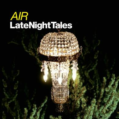 Air LATE NIGHT TALES Vinyl Record