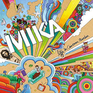 Mika LIFE IN CARTOON MOTION Vinyl Record