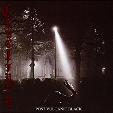 CRUCIFYRE POST VULCANIC BLACK Vinyl Record
