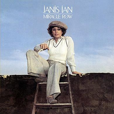 Janis Ian MIRACLE ROW Vinyl Record