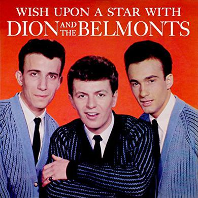 Dion & The Belmonts WISH UPON A STAR (BONUS TRACKS) Vinyl Record - 180 Gram Pressing, Remastered, Virgin Vinyl