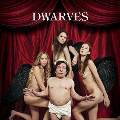 Dwarves BORN AGAIN Vinyl Record