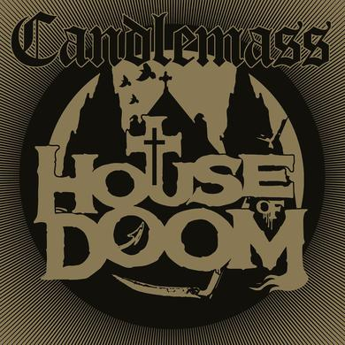 Candlemass HOUSE OF DOOM Vinyl Record