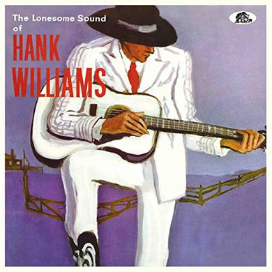 Hank Williams LONESOME SOUND Vinyl Record
