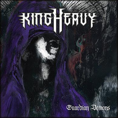 KING HEAVY GUARDIAN DEMONS Vinyl Record