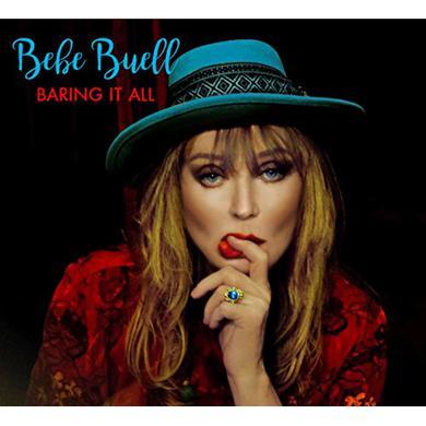 Bebe Buell BARING IT ALL: GREETINGS FROM NASHBURY PARK Vinyl Record