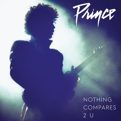Prince NOTHING COMPARES 2 U Vinyl Record